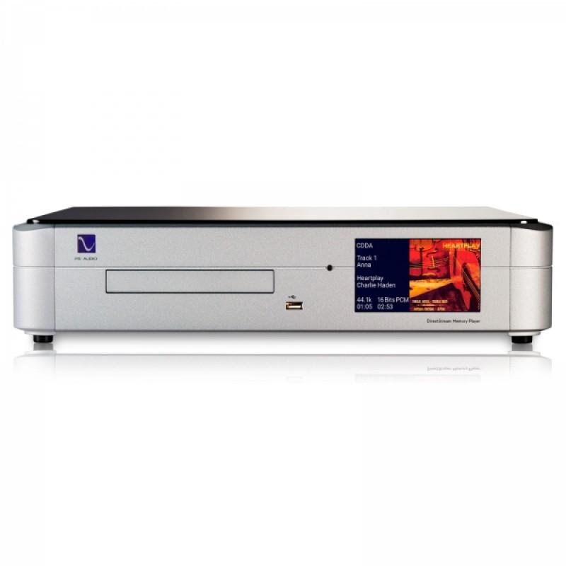 CD / DVD / SACD Player (+ Music Streamer), High-End